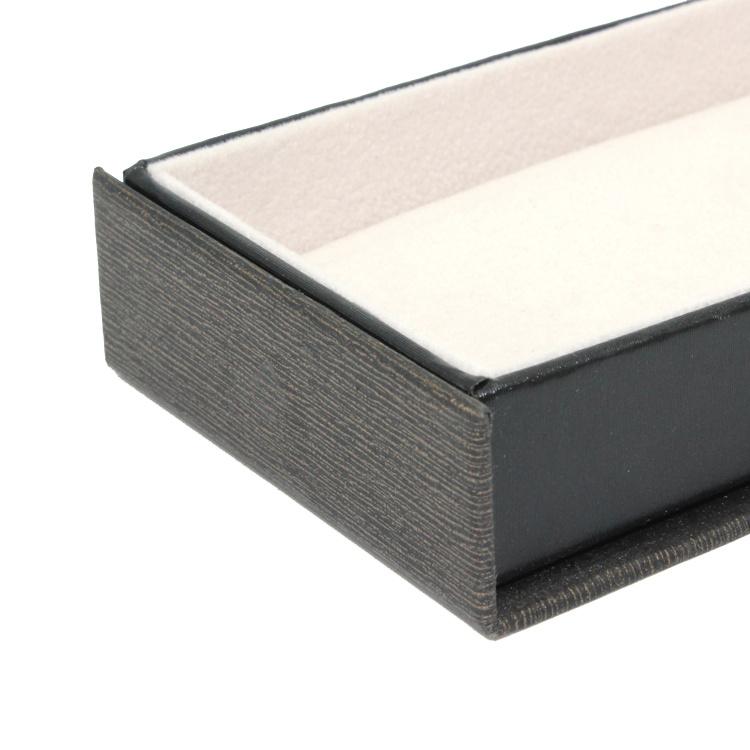 Black Wholesale Custom Jewelry Packaging Box