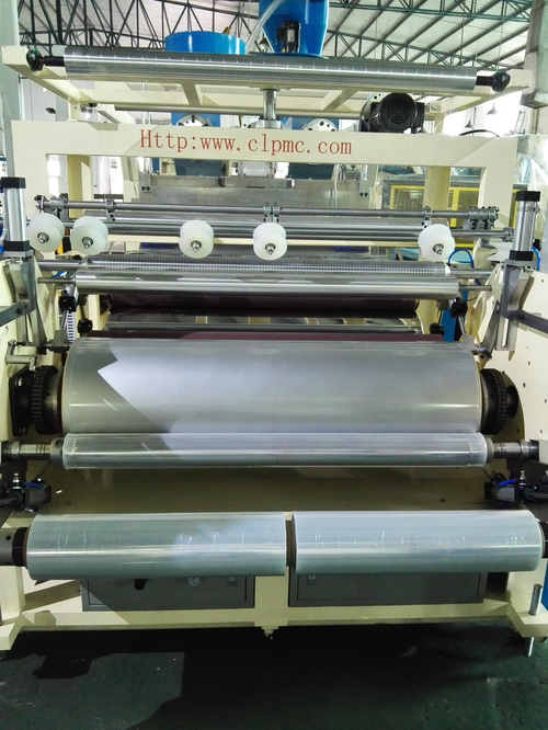 2/3 Layers Film Stretch Production Line