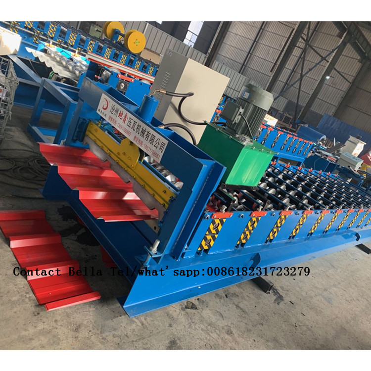 Wall/Roof Roll Forming Machine