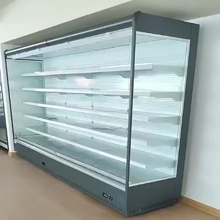 multideck open cooler.mp4