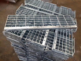 Galvanized Steel Grating T2 Stair tread Supplier