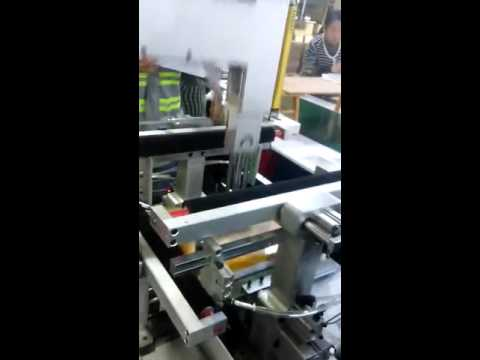 ZX-450 Semi-Automatic rigid box making machine-2