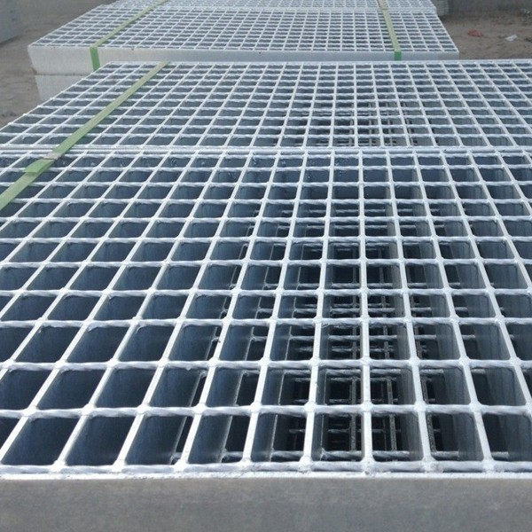 steel grating platforms