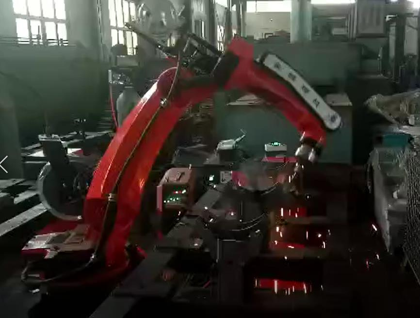 Welding Robots Workstation