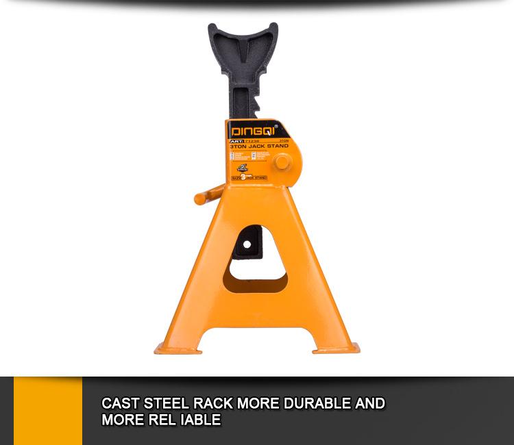 DingQi Precio barato Herramienta de reparación de automóviles 6 toneladas Mini tornillo hidráulico Botella de coche Jack