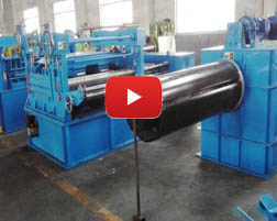 Full Automatic High Speed Transverse shear line