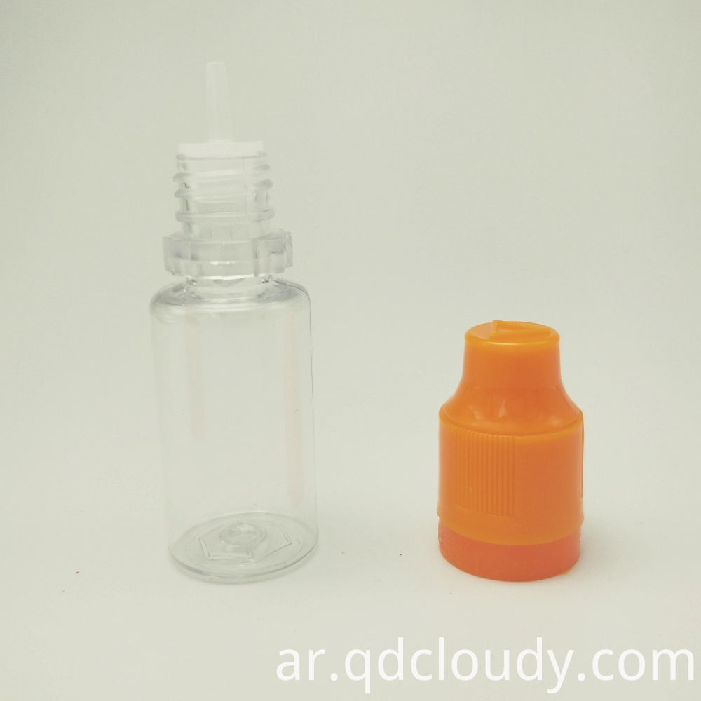 Bottle with Child Resistance Cap