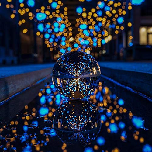 Диаметр 70 мм Clear K9 Crystal Ball Фотография стеклянный шар