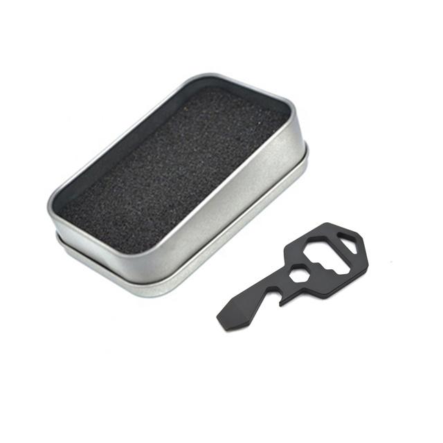 titanium keychain multi tool