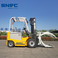 SNSC 2ton electric paper roll forklift to Kuwait