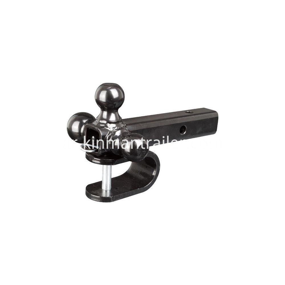 Ball Mount to Hitch Adapter