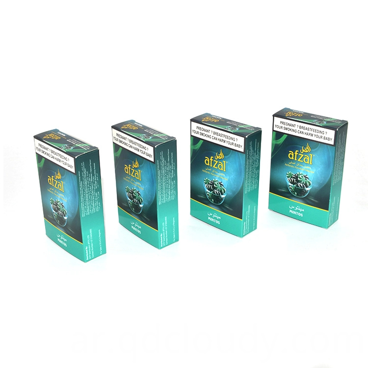 Packaging Cigarette Box