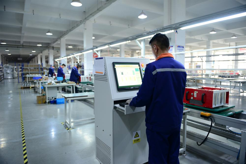unit production line