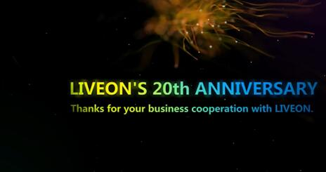 20 Year Anniversary Of Liveon # a company focus on kitchen knife, cheese tools and cutting board