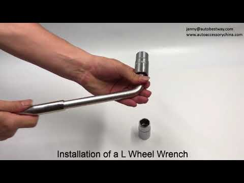 Universal Lug Wrench