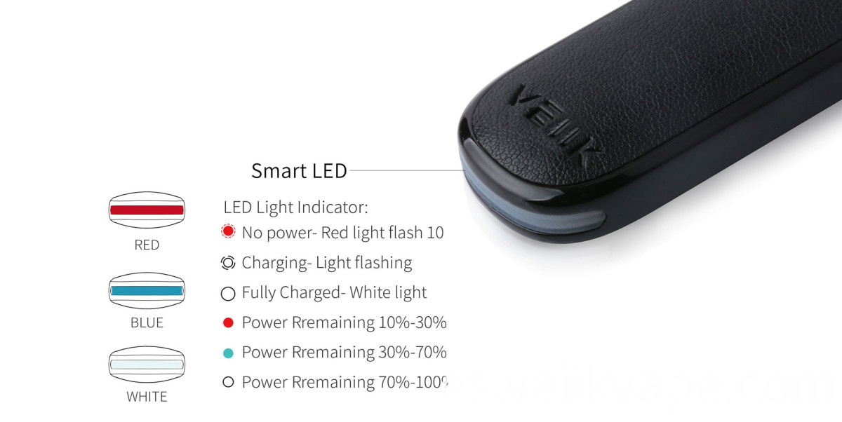 veiik airo smart led light