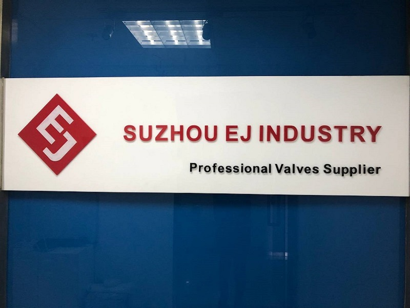 EJ Industry Professional Valve Manufacture