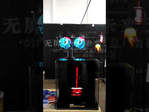 3D hologram display  High –Tech advertising machine