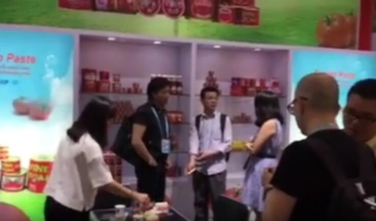 canton fair  Tomato paste