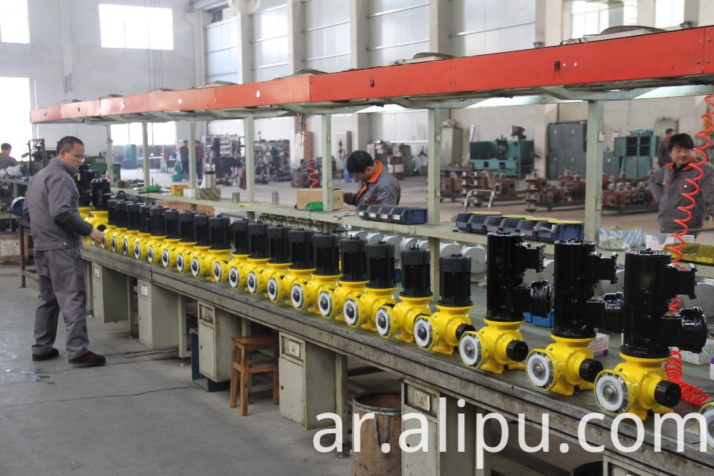 Chemical Injection Dosing Pump of Ailipu