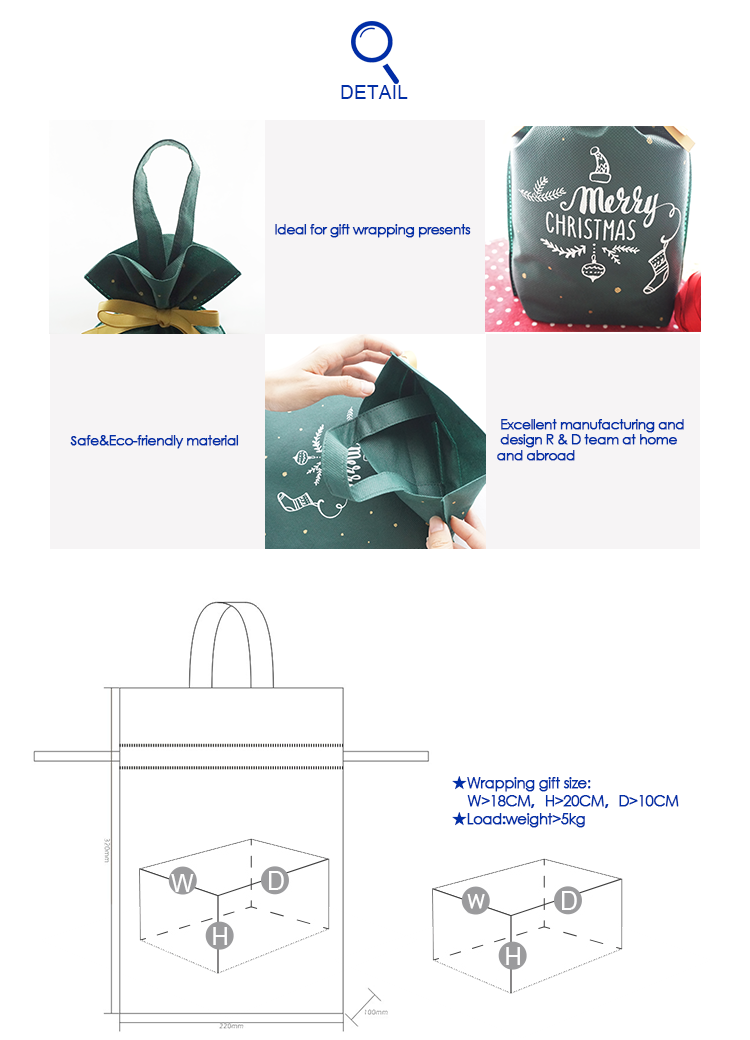 christmas bag ideas