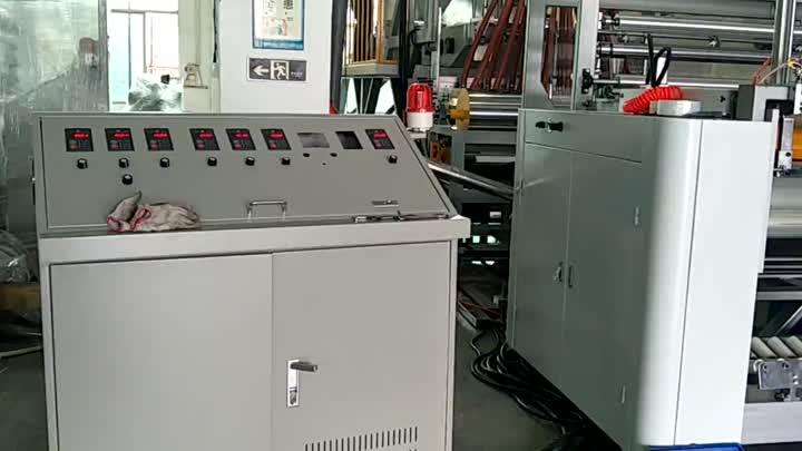 1500mm CL-65/90 / 65C 3 stretch film rolls roll machine.mp4