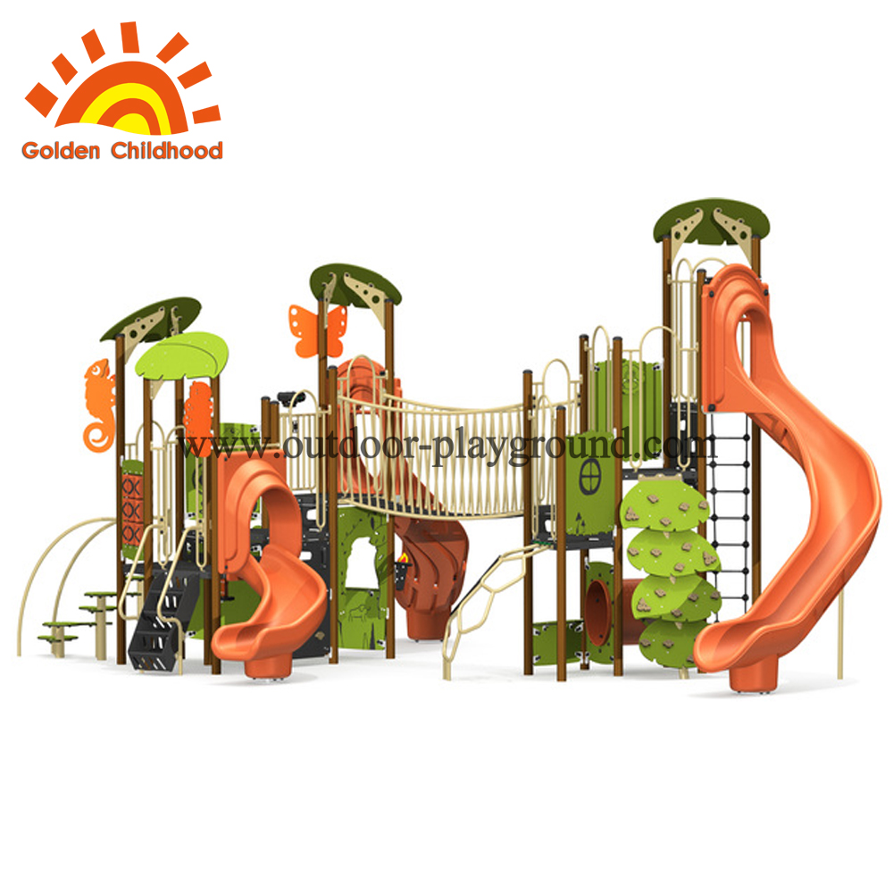 Nature Outdoor playground gym children