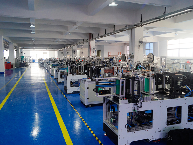 KYD Automatic Mask Machine Factory