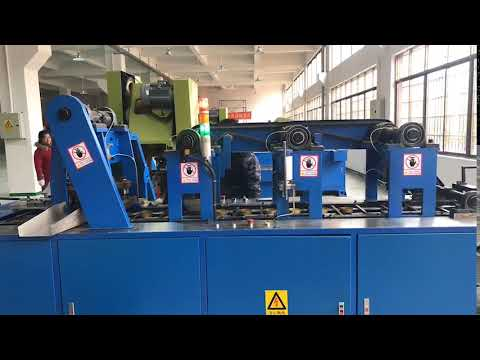 Automatic production line for making Tin Cans