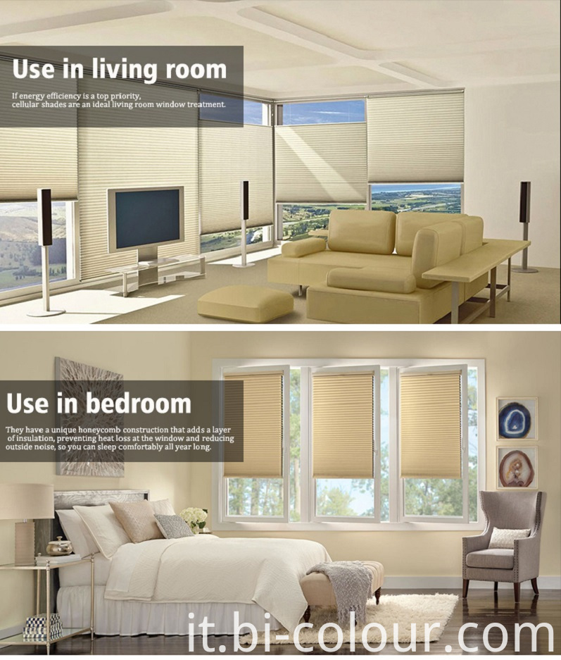 Smart Window Cellular Shades