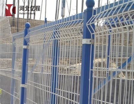 3D Curved Welded Wire Mesh
