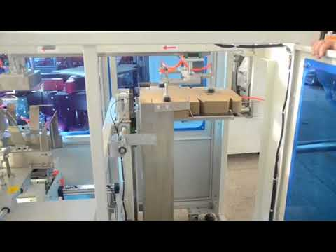 Small Carton Packaging Machine