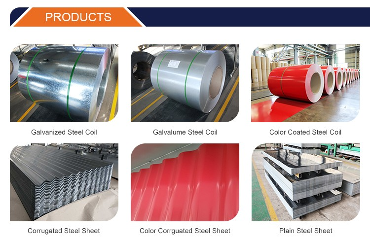 Galvalume Sheets Coil
