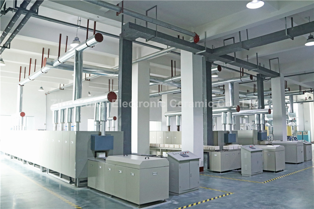Zibo Yuhai Electronic Ceramic Co., Ltd.