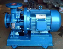 Industrial electric water transfer centrifugal pump