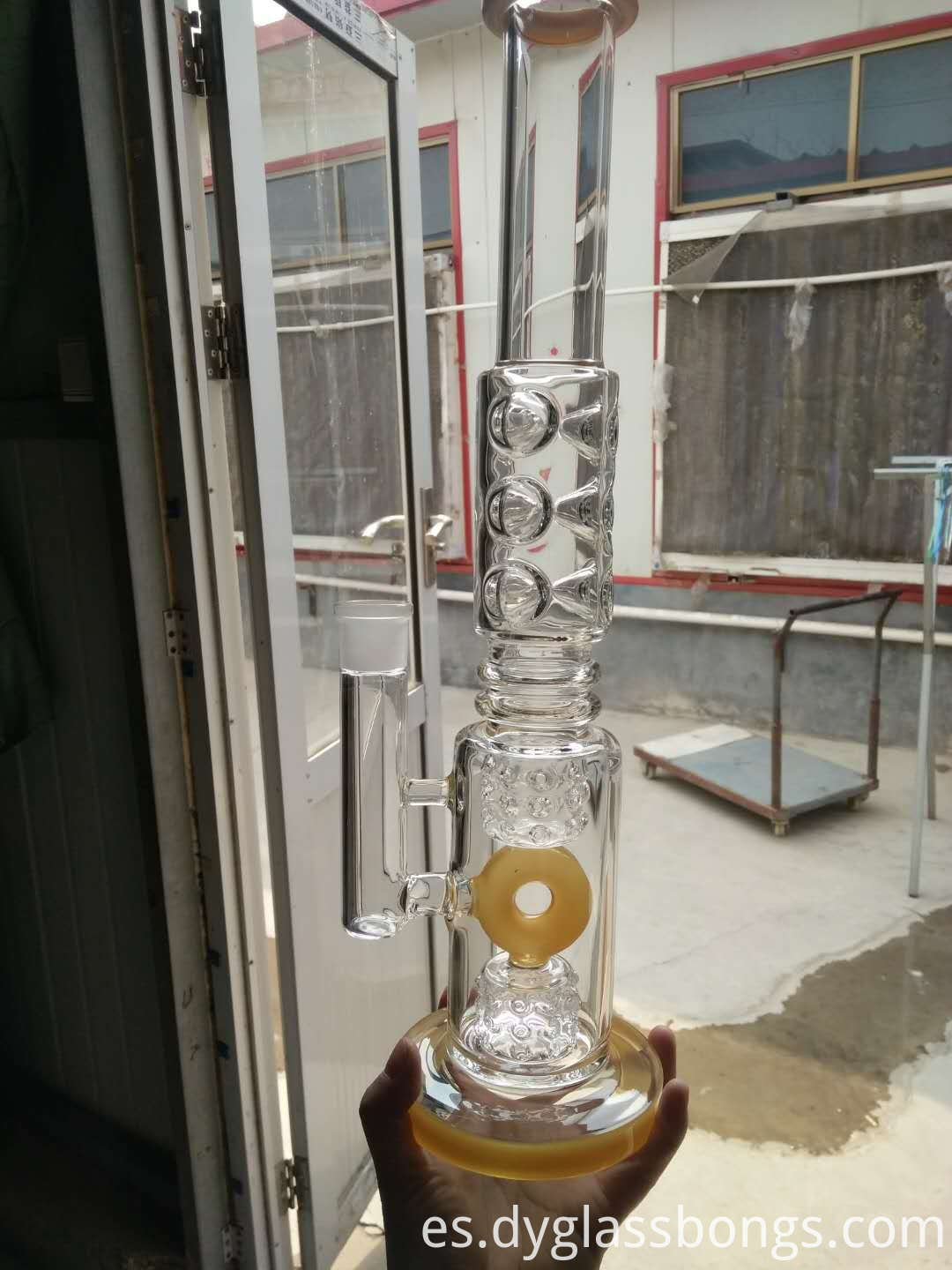 thick glass bongs