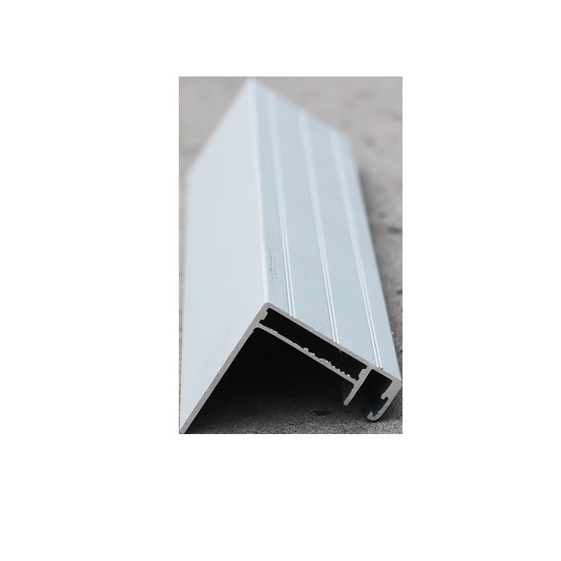 solar panel frame profile