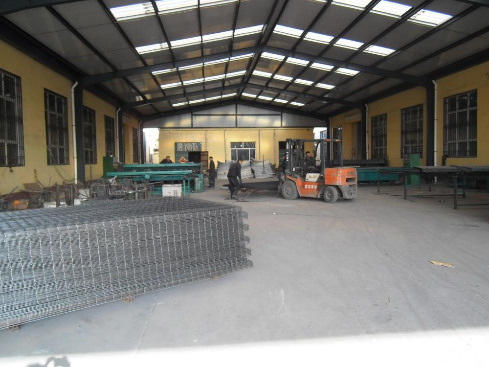 Welded Mesh Panels Factory