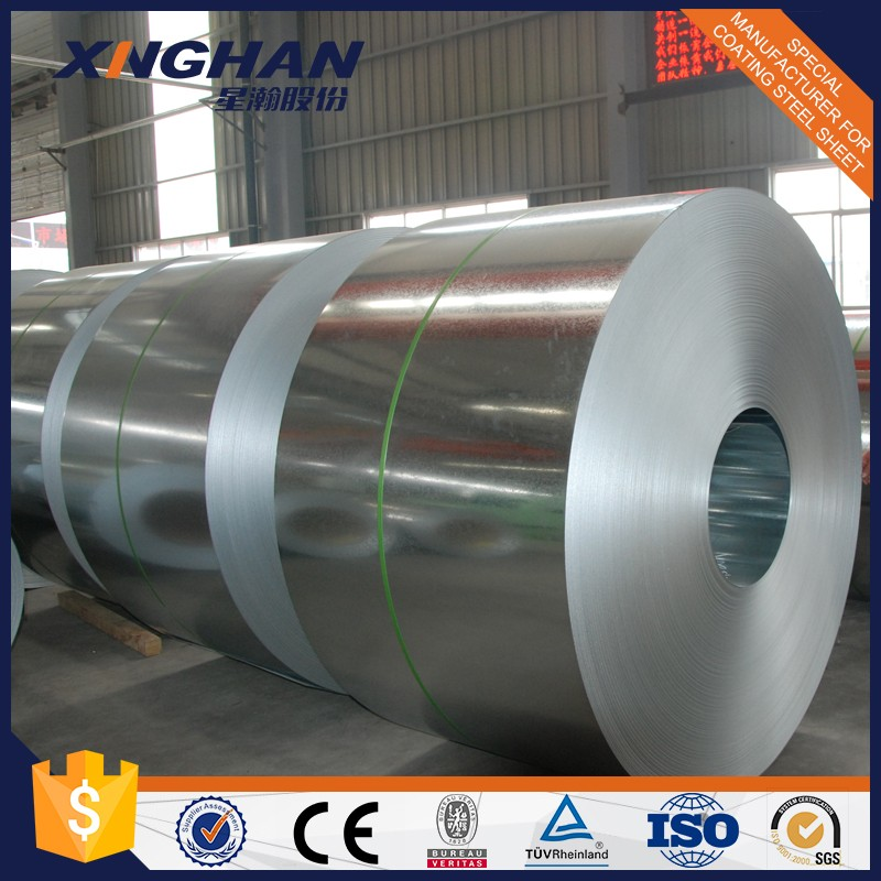 Galvanized Sheet Metal Rolls