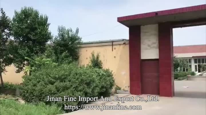 Importación y exportación fina Co., Ltd.mp4 de Jinan