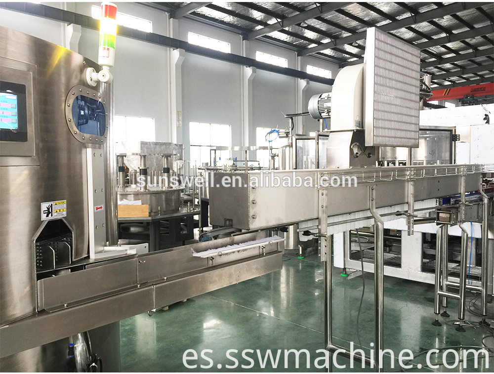 juice production line
