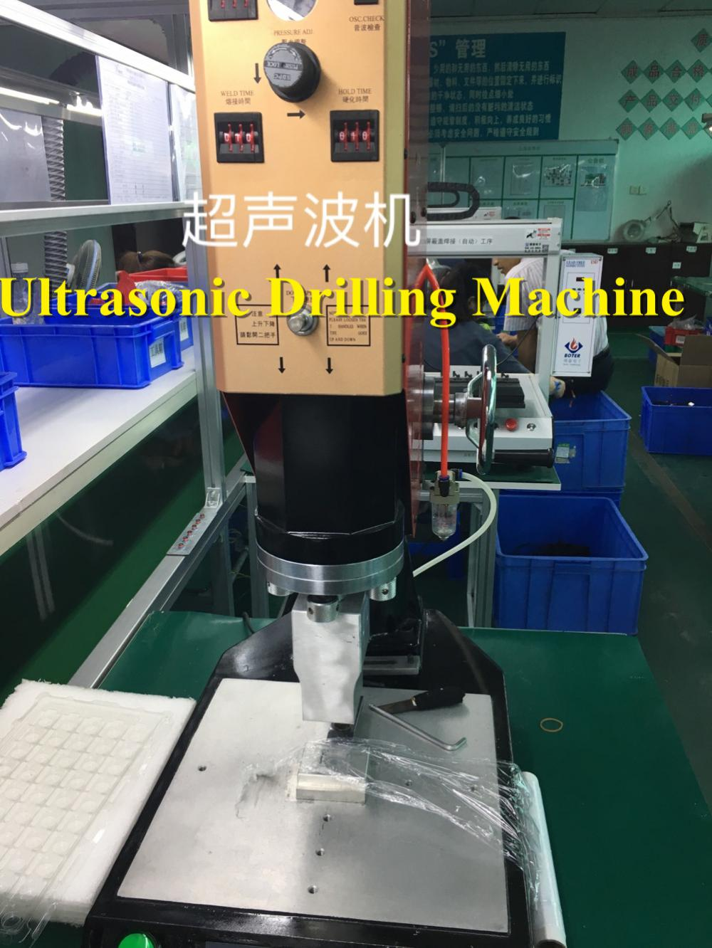 Ultrasonic Drilling Machine