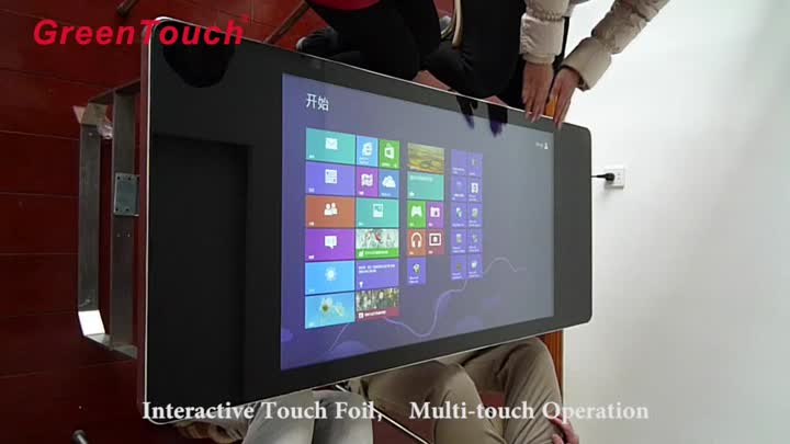 Nano Touch Folie , Multi Touch Operation.mp4
