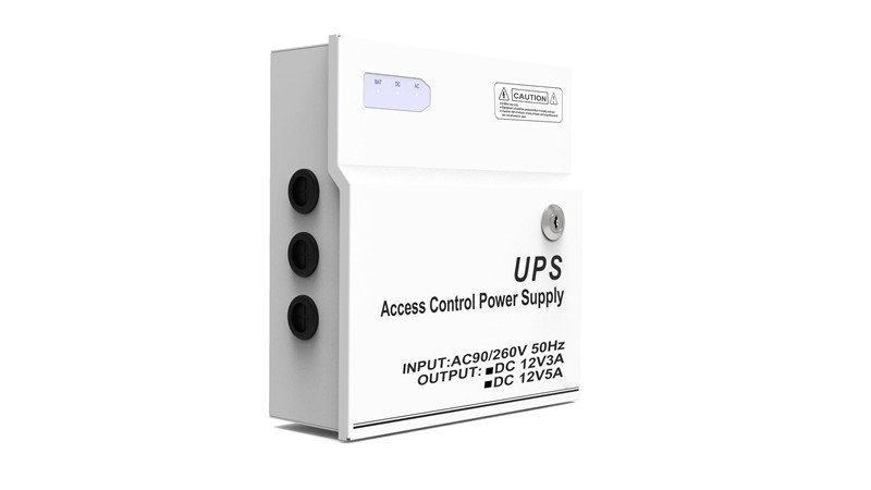 metal boxed access control power supply