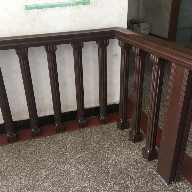 Customized metal fence for balcony stair