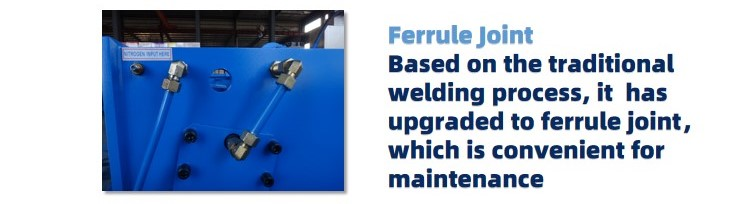 cisaille hydraulique de poutre oscillante en acier cisaille en acier machine de découpe de tôles d'acier HT-METALFORMING