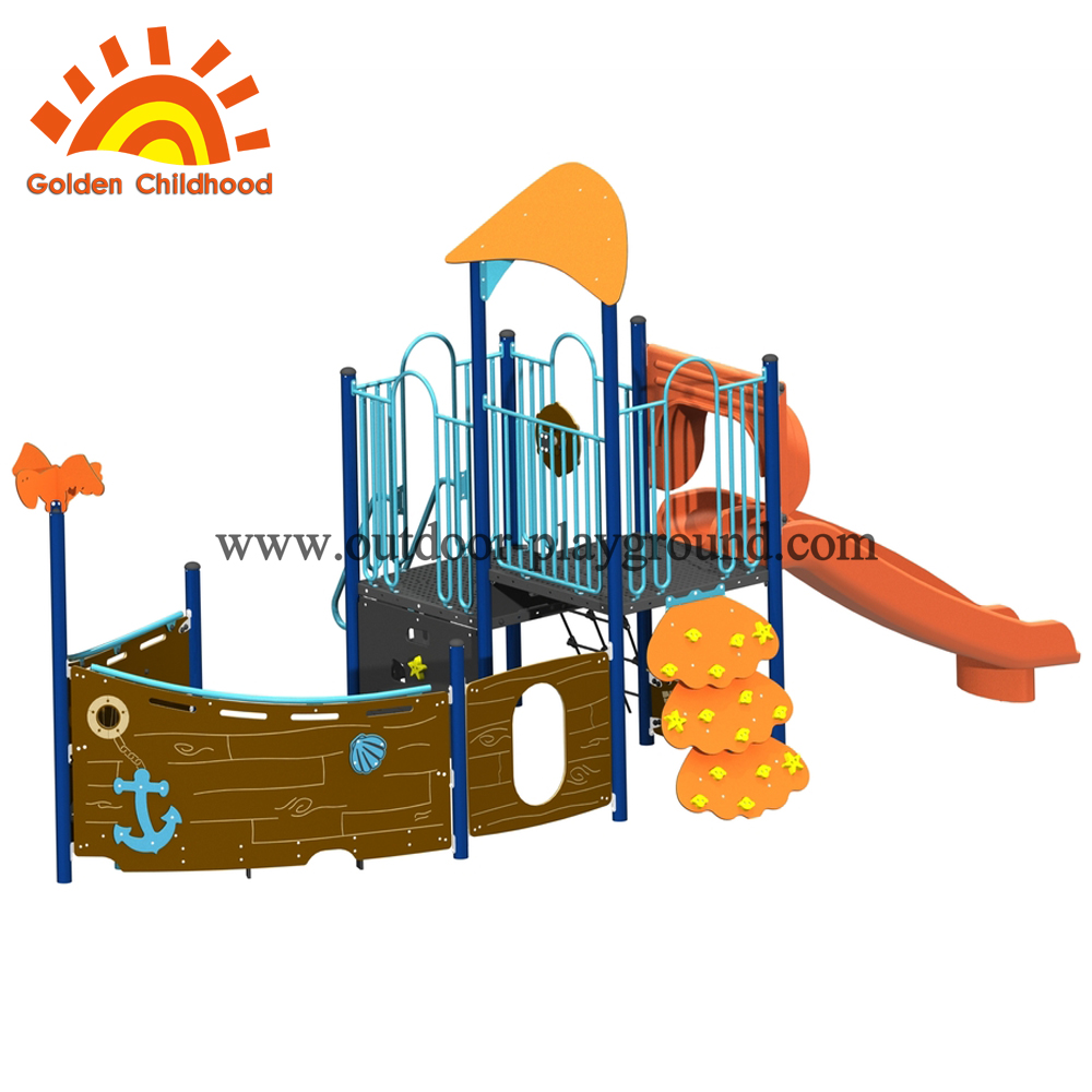 Forest outdoor play house