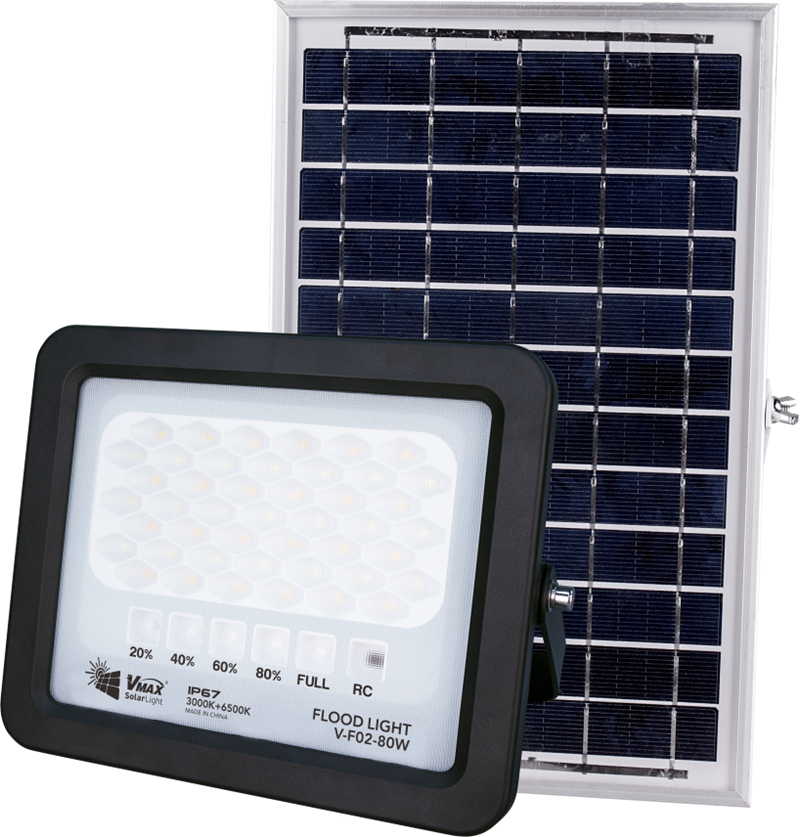 solar light flood light