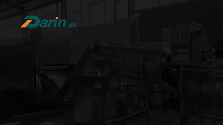Puff Snacks Extruding Line.mp4