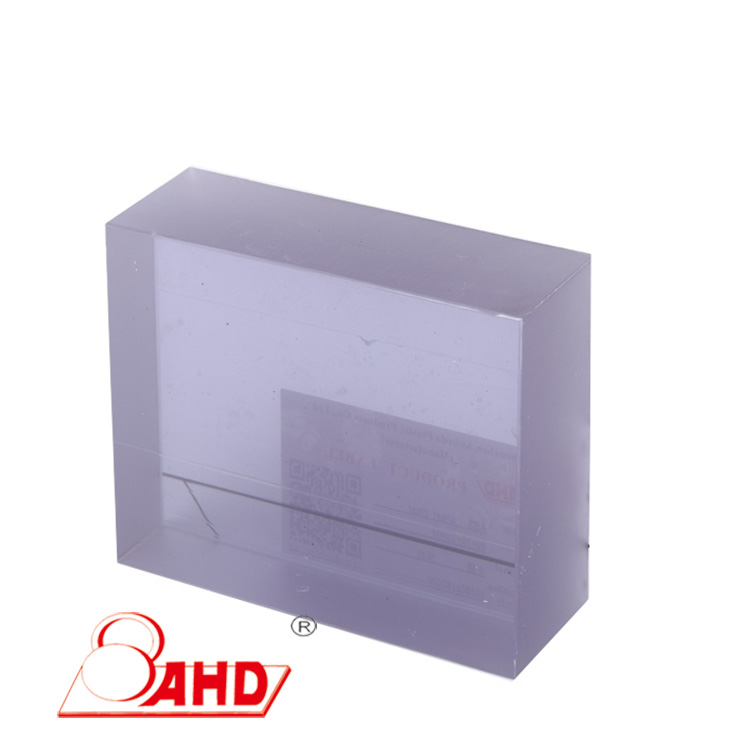 ABS transparent plate
